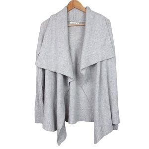 Abercrombie & Fitch Waterfall Open Front Cardigan